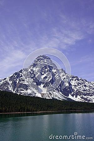 Majestic Rocky Peak