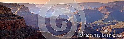 Majestic Sunset South Rim Grand Canyon National Pa