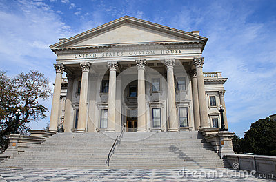 US Custom House Charleston SC