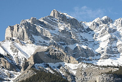 Majesty of rocky mountains, canada