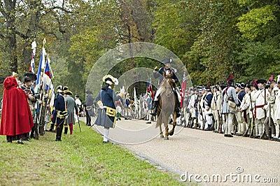 Major General Benjamin Lincoln Editorial Stock Photo