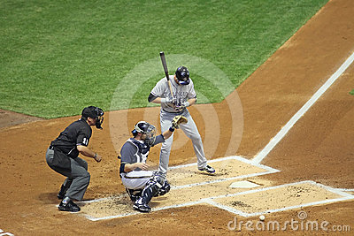 Major League Baseball Action Royalty Free Stock Photography - Image: 24484587