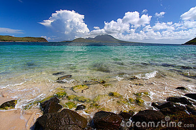 Major s Bay Beach - St Kitts