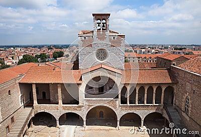 Majorca的国王的宫殿