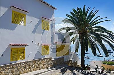 Majorca coast scenery