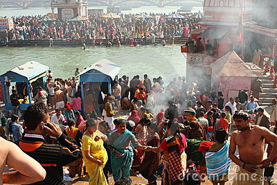 Makar Sankranti festival Editorial Stock Photo