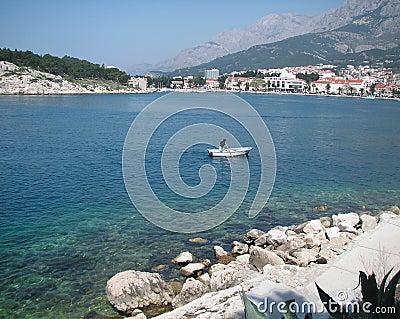 Makarska Dalmatia Croatia