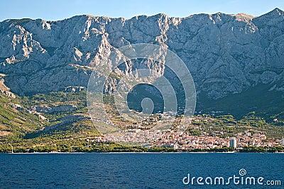 Makarska Riviera.