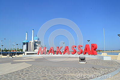 Makassar land mark