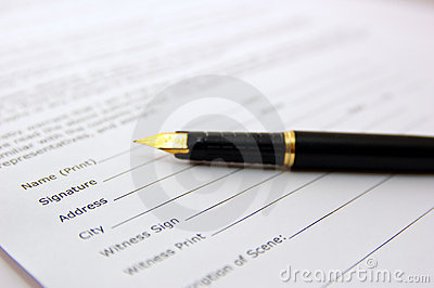 Make A Deal Royalty Free Stock Photography - Image: 6163017