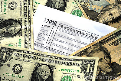 Make enough money to pay income tax