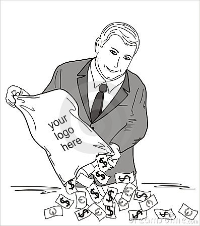 Free Make Money Royalty Free Stock Photo - 3771325