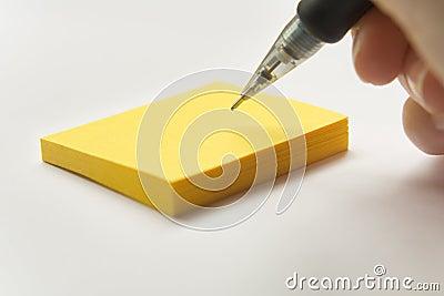 Make a Note