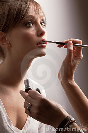 Free Make-up Artist Stock Photo - 17984980
