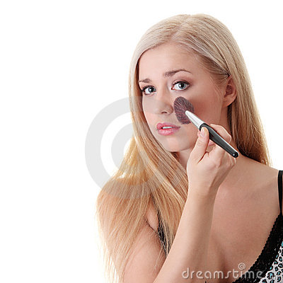 Make-up concept