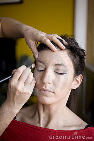Make Up Done