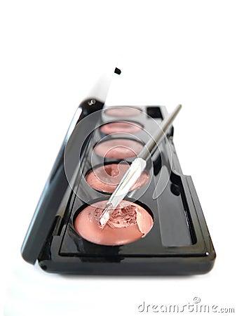 Free Make-up Lip Stick Gloss Royalty Free Stock Image - 2188786