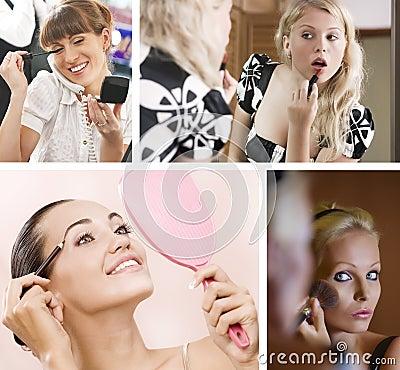 Make up mix