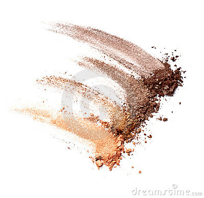 Free Make Up Powder Royalty Free Stock Photography - 23167617