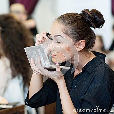 Free Make-up Session Stock Photo - 32952490