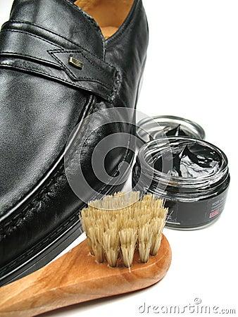 Make your shoes shine