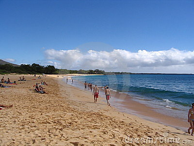 Makena Beach/Big Beach