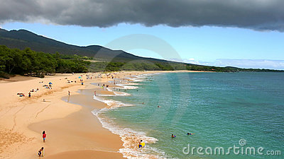 Makena big beach
