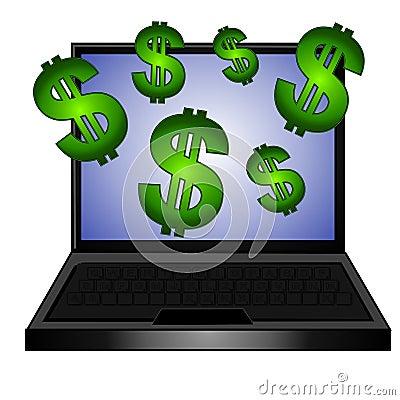 Makend tot Geld Online Computer