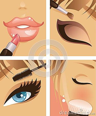 Free Makeup 1 Stock Photo - 5185350