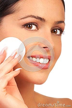Free Makeup. Royalty Free Stock Image - 1279106
