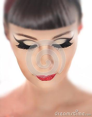 Free Makeup Stock Image - 27281611