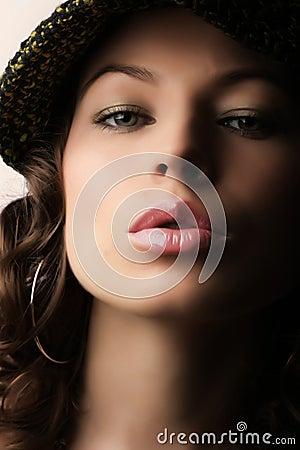 Free Makeup & Fashion Stock Photography - 4557262