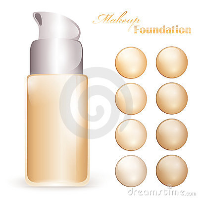 Foundation Makeup Clipart Makeup-foundation-19324299.jpg