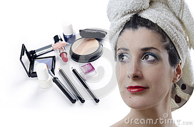 Makeup och skönhet
