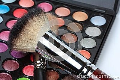 Makeup pallete