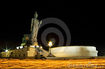 Makha Bucha Day in Thailand