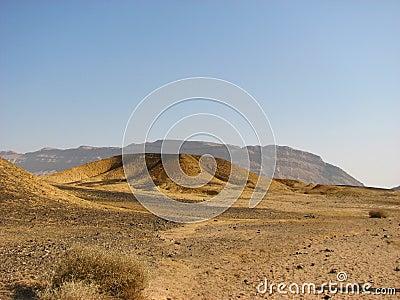 Makhtesh Katan (The Small Makhtesh)