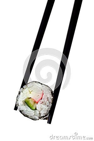 Free Maki Sushi Stock Image - 18470471