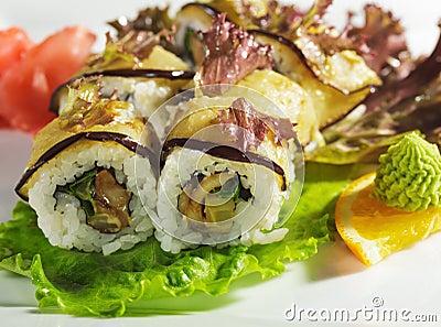 Maki Sushi - Autumn Roll