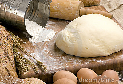 Making Bread Series 009