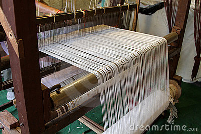 Making cloth