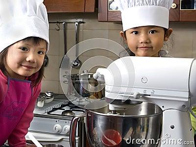 Making Cookies 012