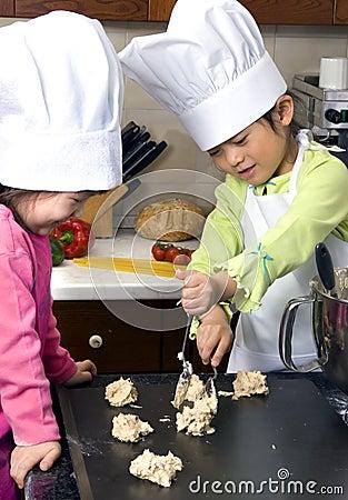 Making Cookies 014