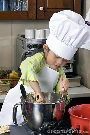 Free Making Cookies 015 Stock Photography - 2181042