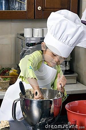 Making Cookies 015
