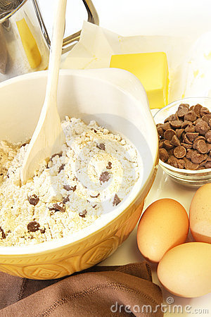 Free Making Cookies Stock Images - 3414524