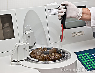 Making laboratory tests