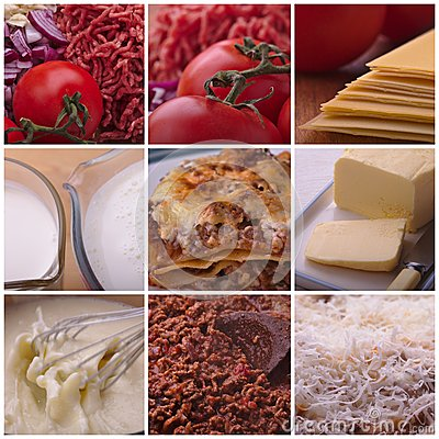 Lasagne Recipe Ingredients