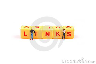 Making links