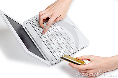 Making payment on-line